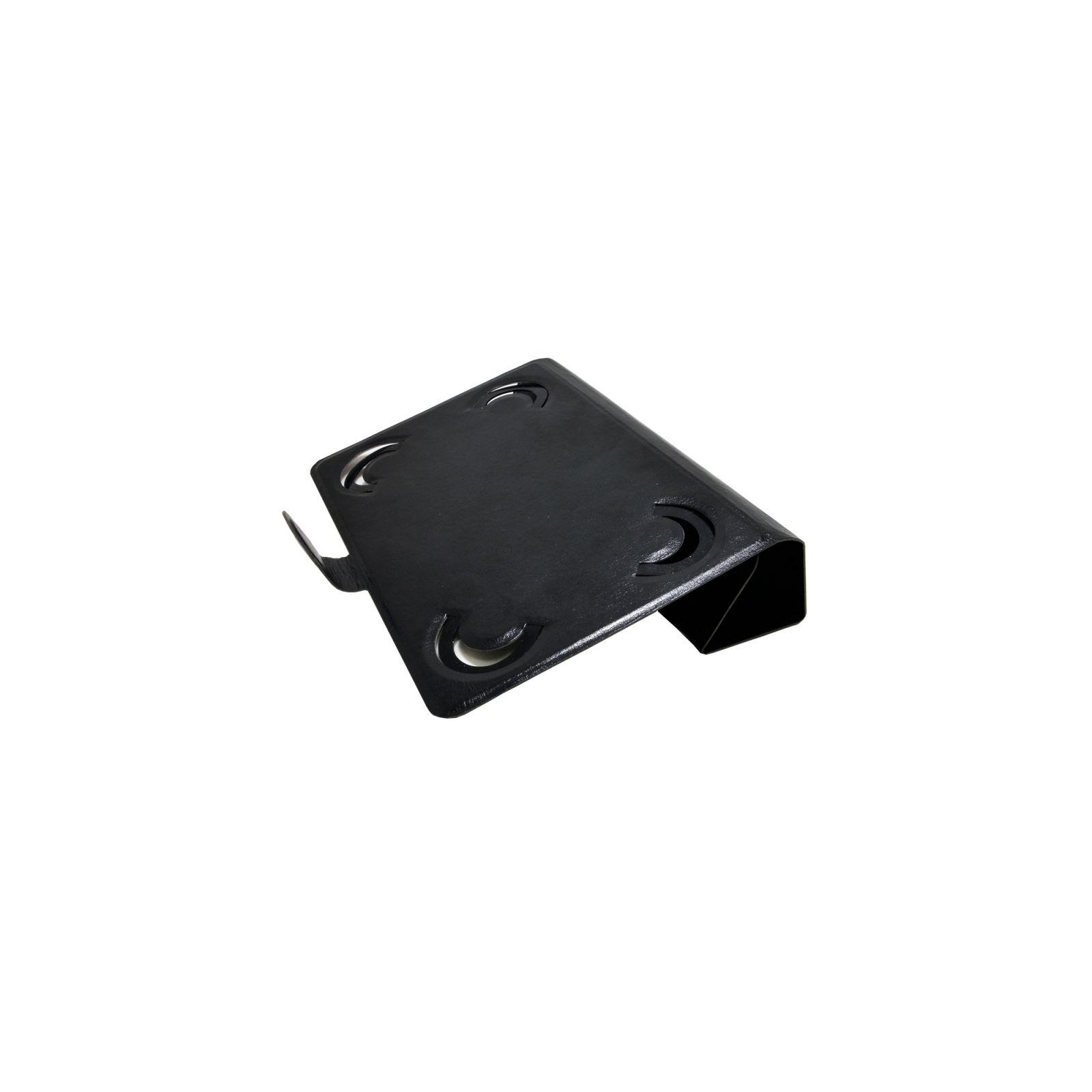 "Чехол для планшета Pro-case 9-10"" унiверсальний three folders black + black (PCTFCUN910BB) изображение 4"