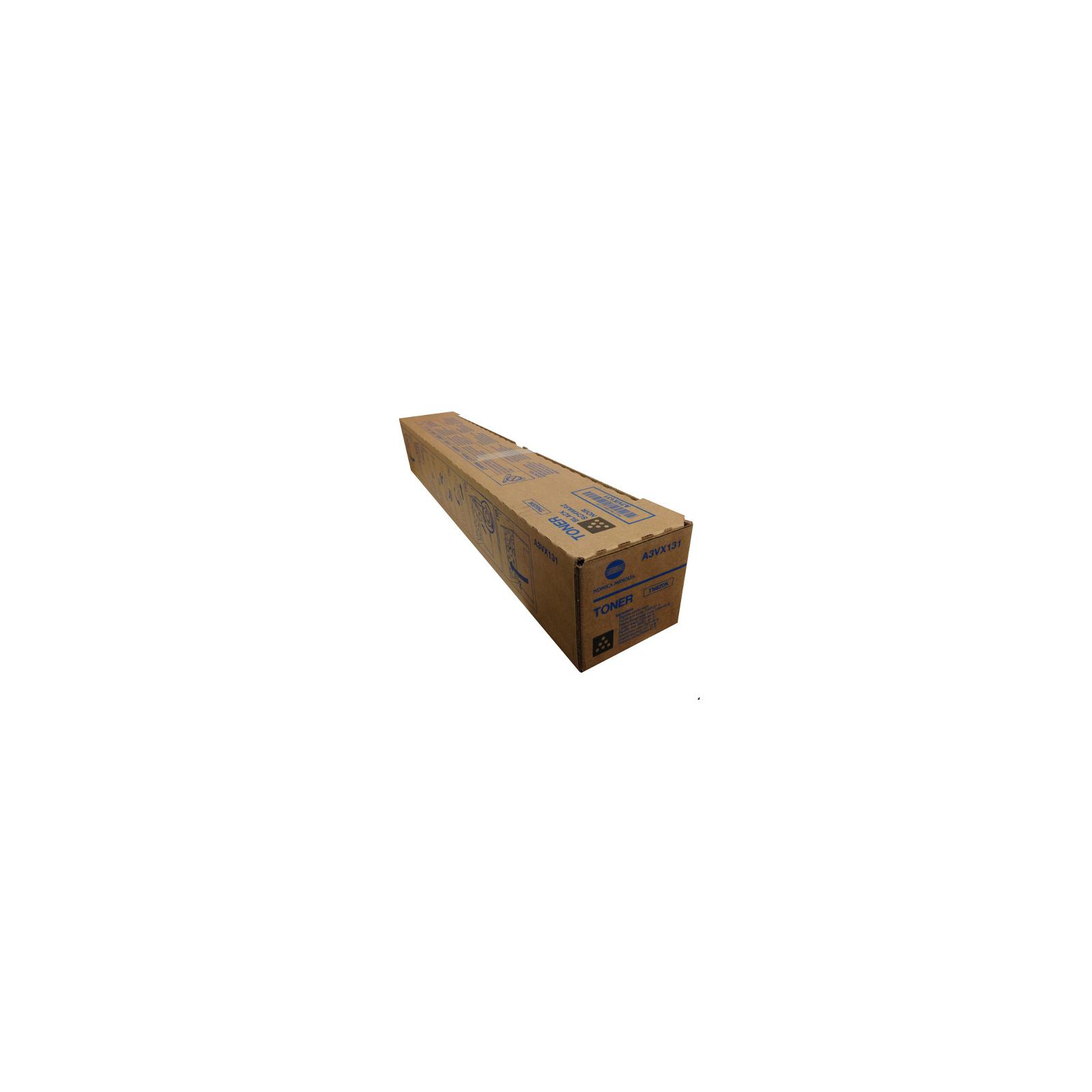 Тонер KONICA MINOLTA TN-620K Black для bizhub C1060L (A3VX151)