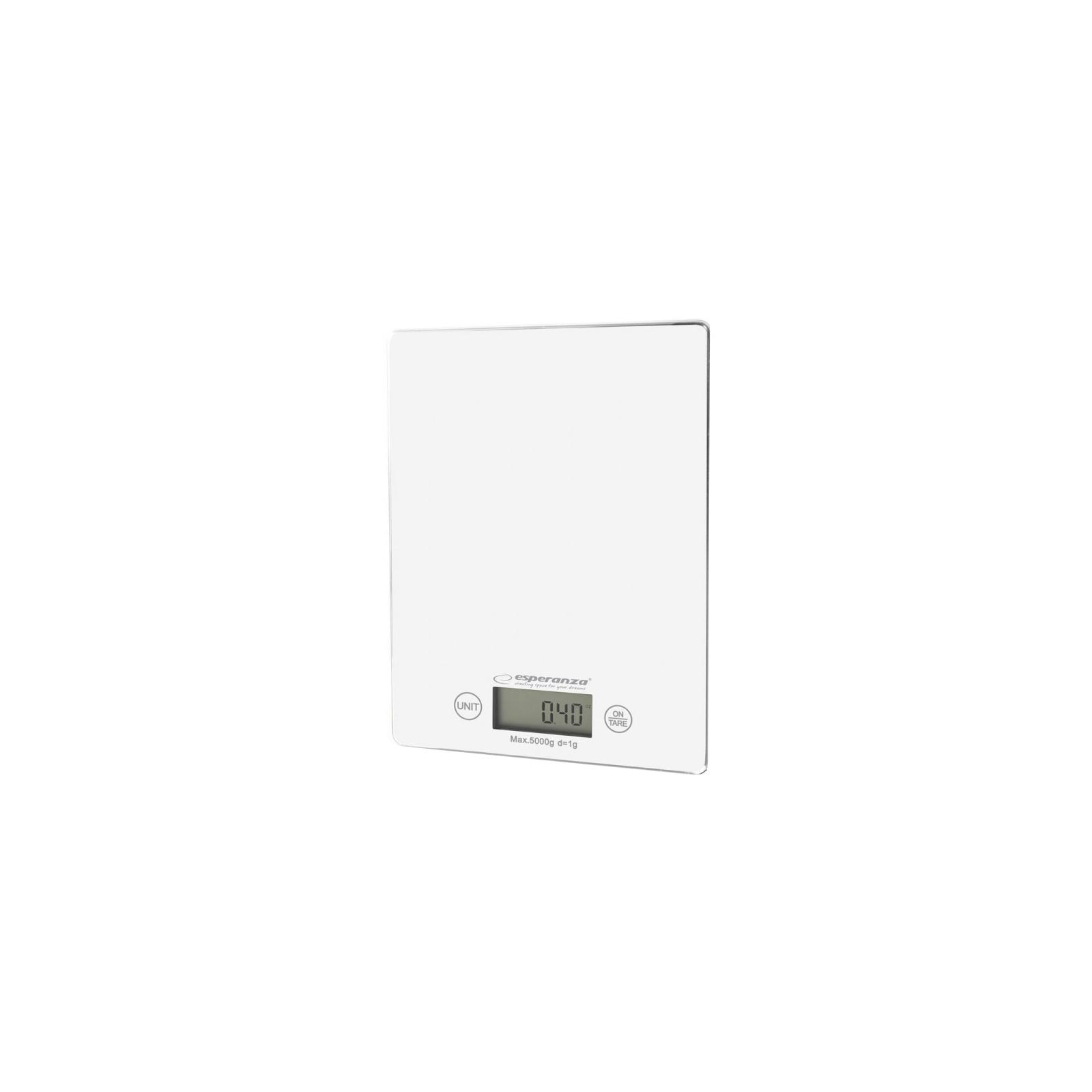 Весы кухонные Esperanza EKS 002 W (EKS002W)