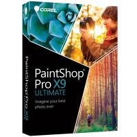 ПО для мультимедиа Corel PAINTSHOP PRO X9 UL ML Minibox EU (PSPX9ULMLMBEU)