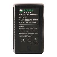 Аккумулятор к фото/видео PowerPlant Sony BP-190WS, 13200mAh (DV00DV1416)