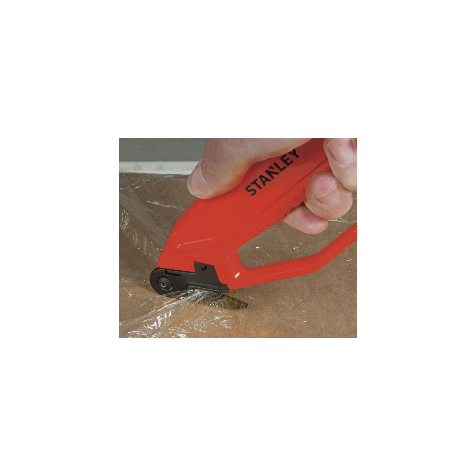 """Нож монтажный Stanley """"FatMax"""" для безопас. разрез. упаковочной L=180мм. (0-10-244) изображение 5"""