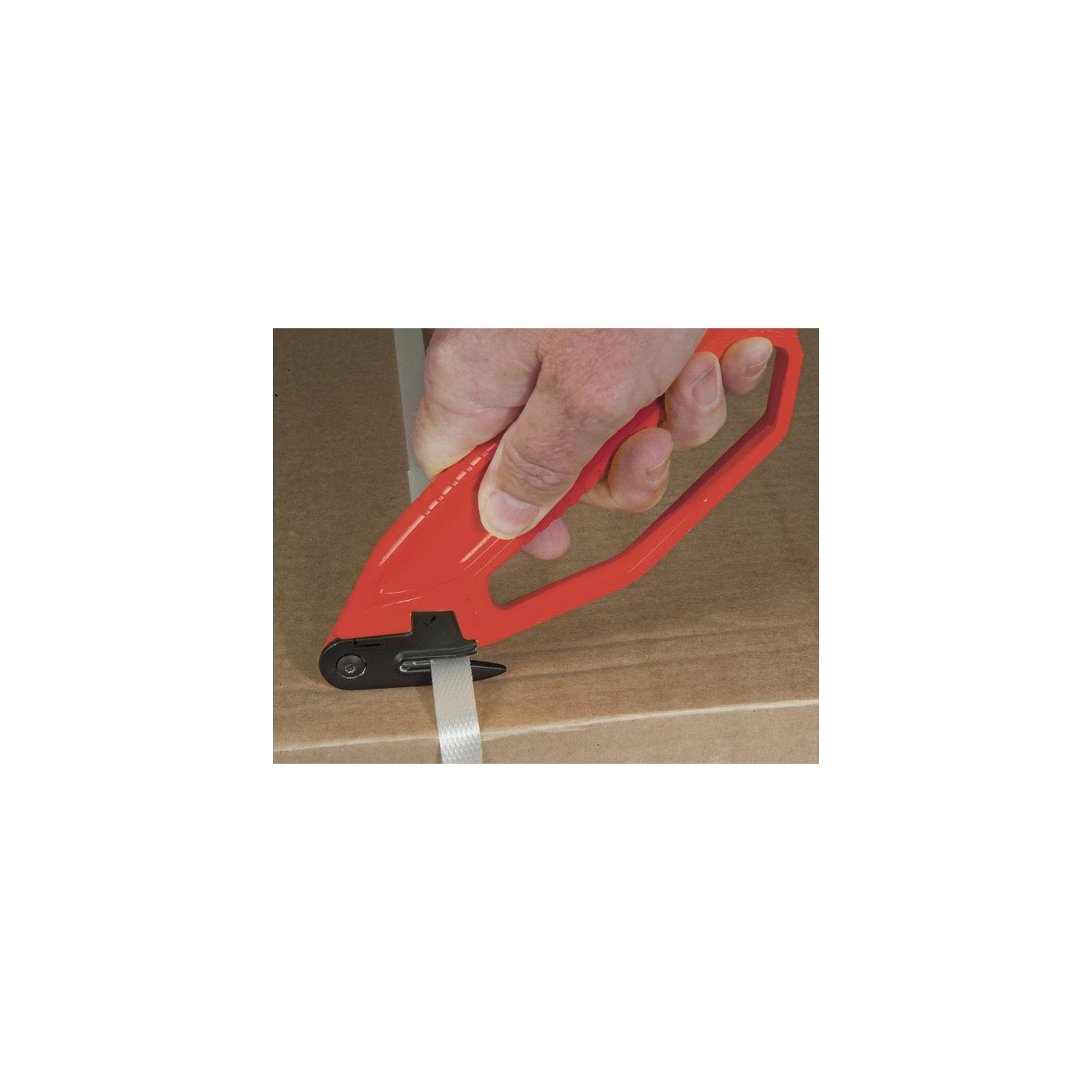 """Нож монтажный Stanley """"FatMax"""" для безопас. разрез. упаковочной L=180мм. (0-10-244) изображение 6"""