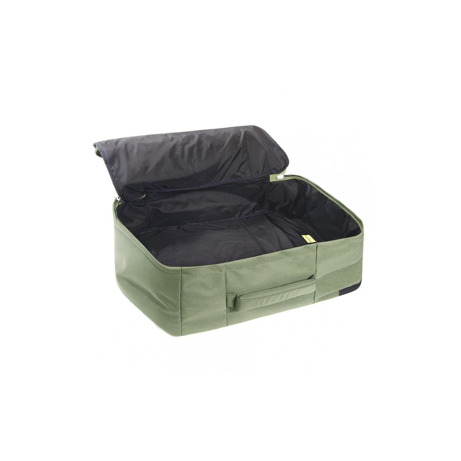 """Рюкзак для ноутбука Tucano 17.3"""" TUGO' L CABIN green (BKTUG-L-V) изображение 5"""