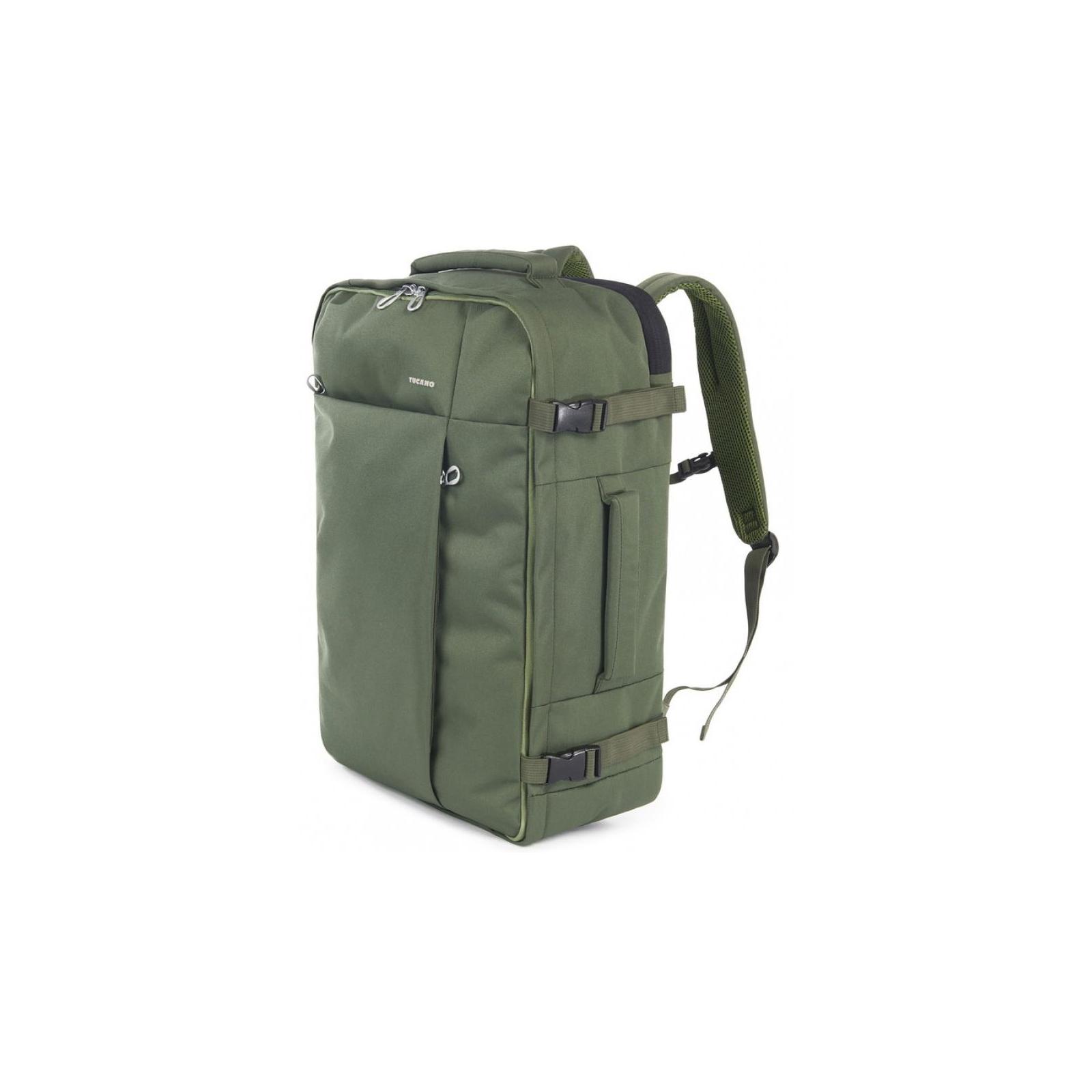"""Рюкзак для ноутбука Tucano 17.3"""" TUGO' L CABIN green (BKTUG-L-V)"""