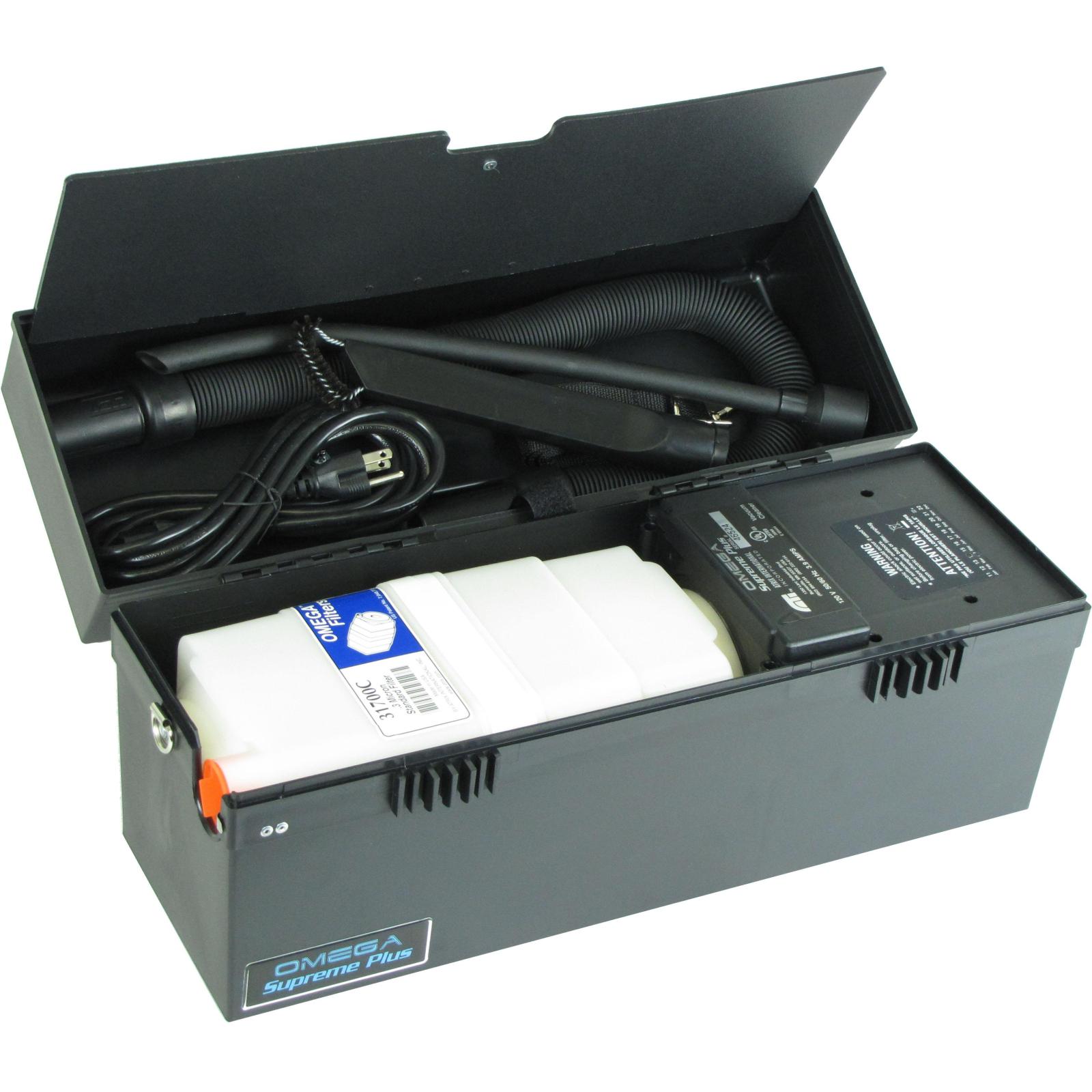 Тонерный пылесос Delacamp Omega S 220F (600012)