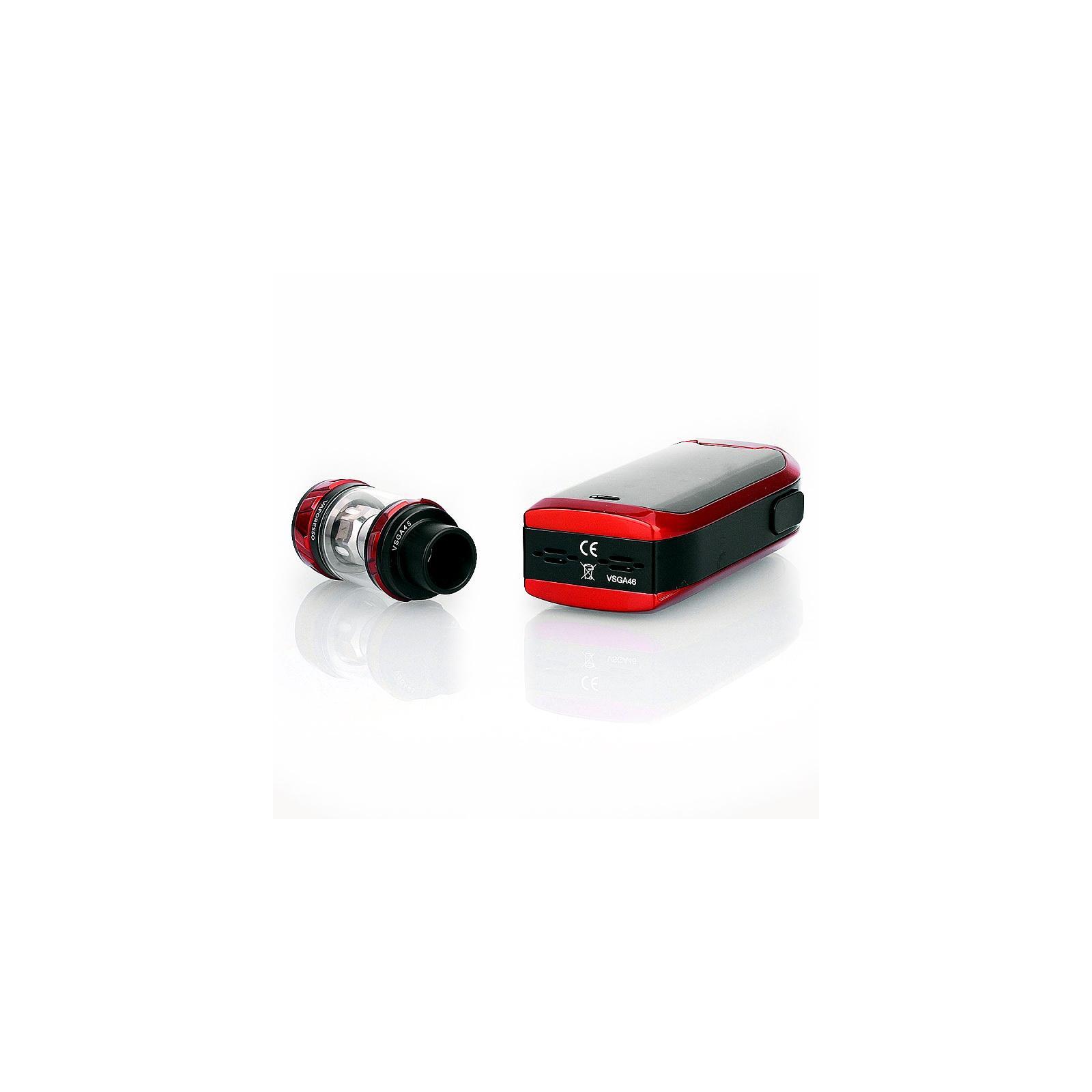 Стартовый набор Vaporesso Revenger X Kit with NRG Tank Red (VRVNXR) изображение 4
