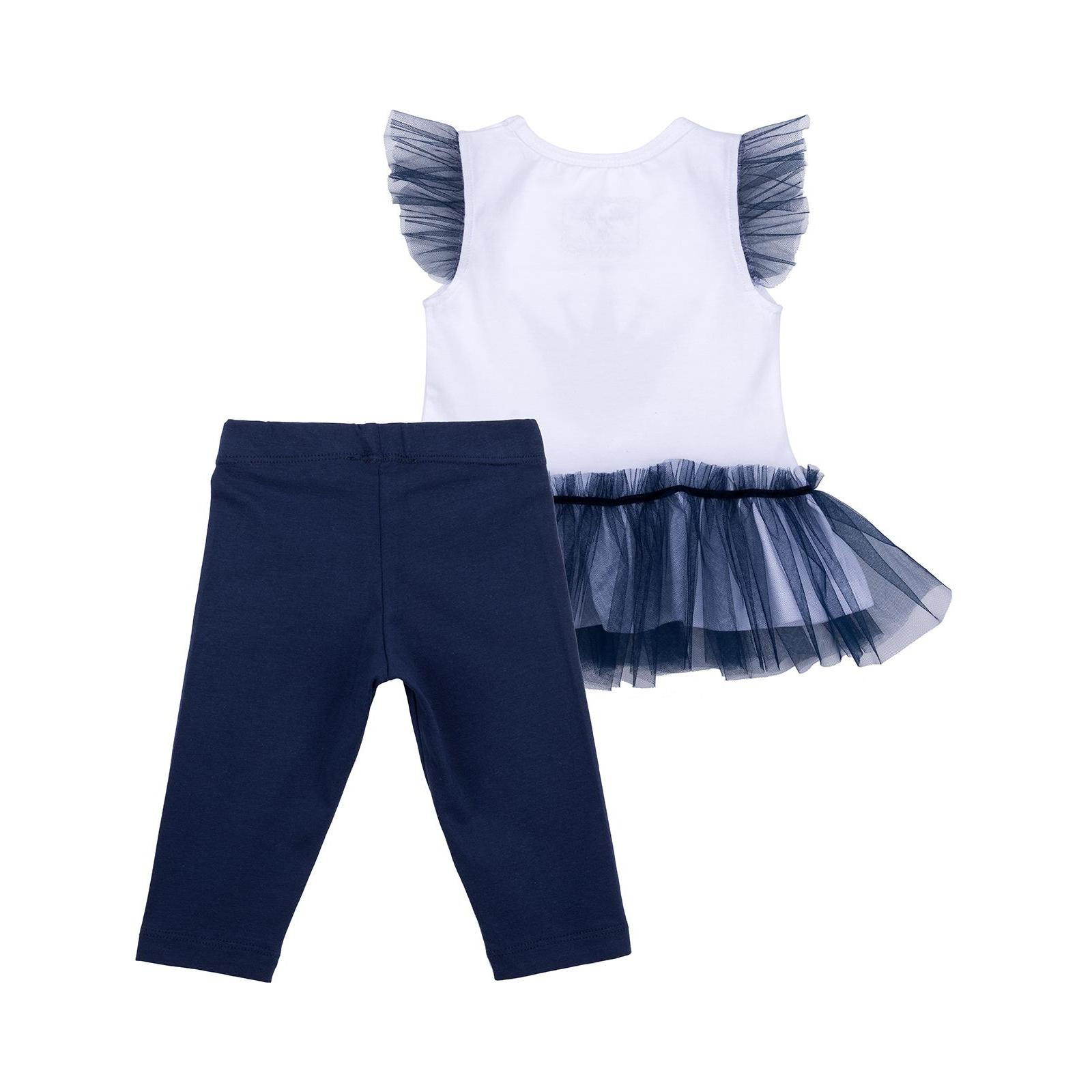 Набор детской одежды Breeze с коронкой (10869-110G-blue) изображение 4