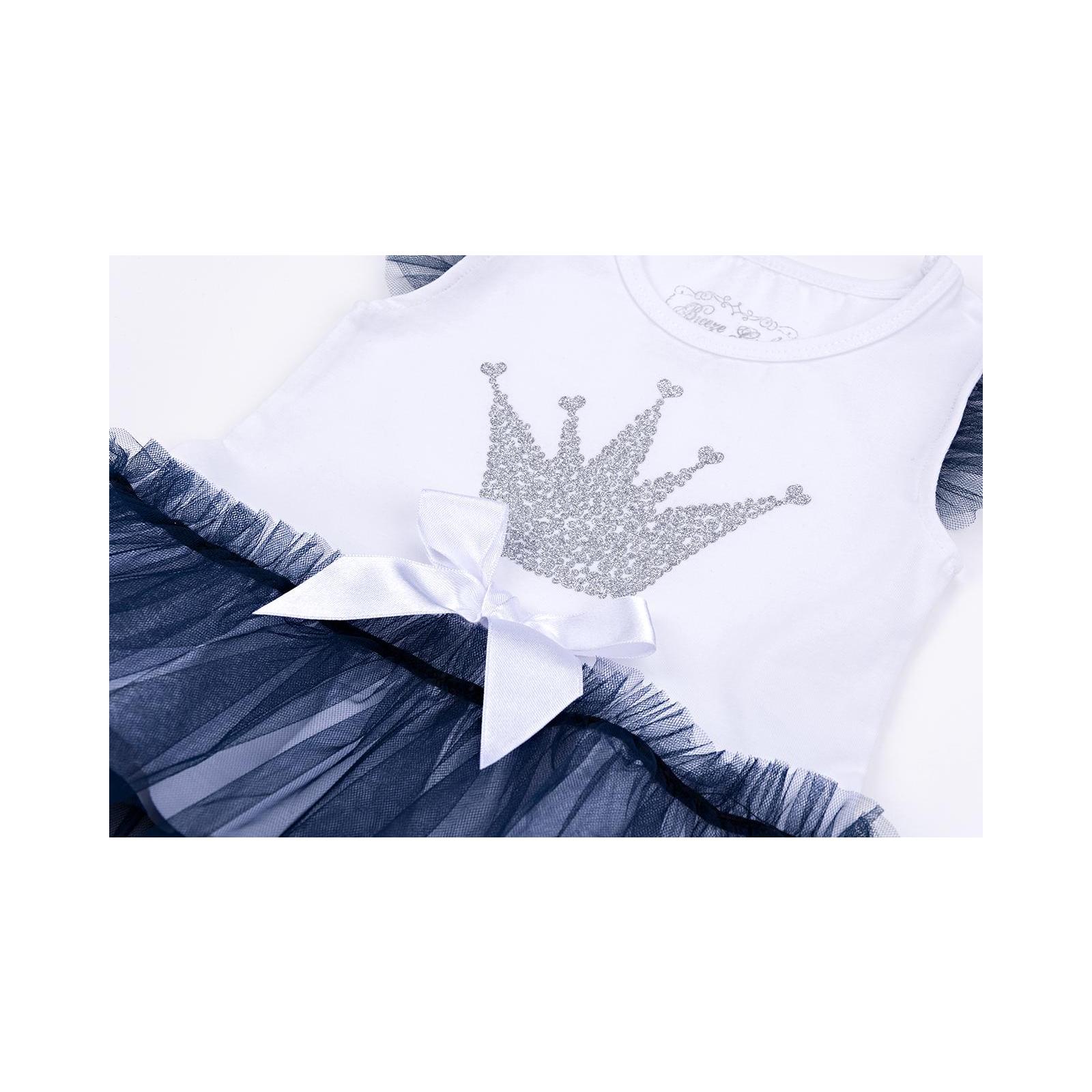 Набор детской одежды Breeze с коронкой (10869-110G-blue) изображение 8