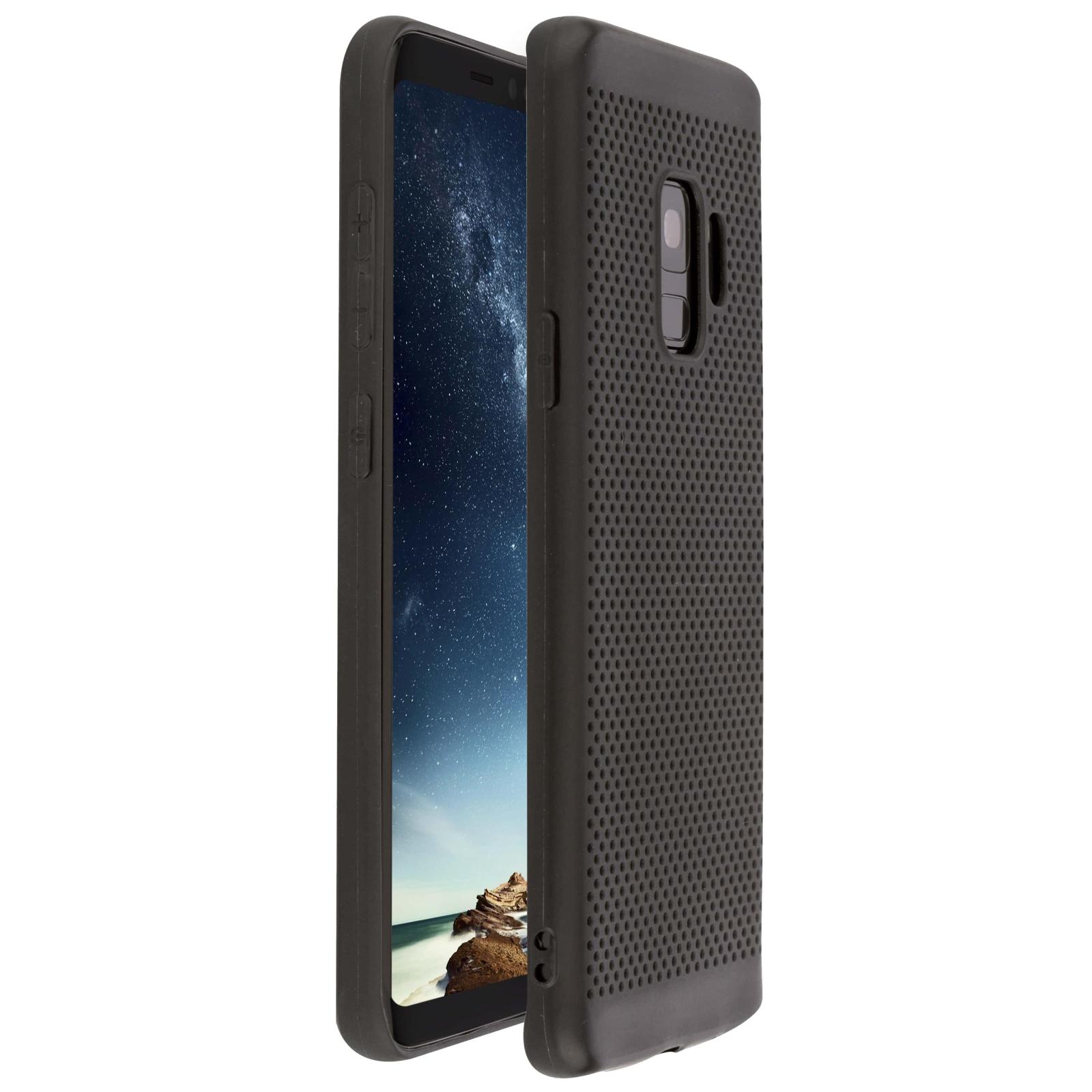 Чехол для моб. телефона MakeFuture Moon Case (TPU) для Samsung S9 Black (MCM-SS9BK) изображение 2