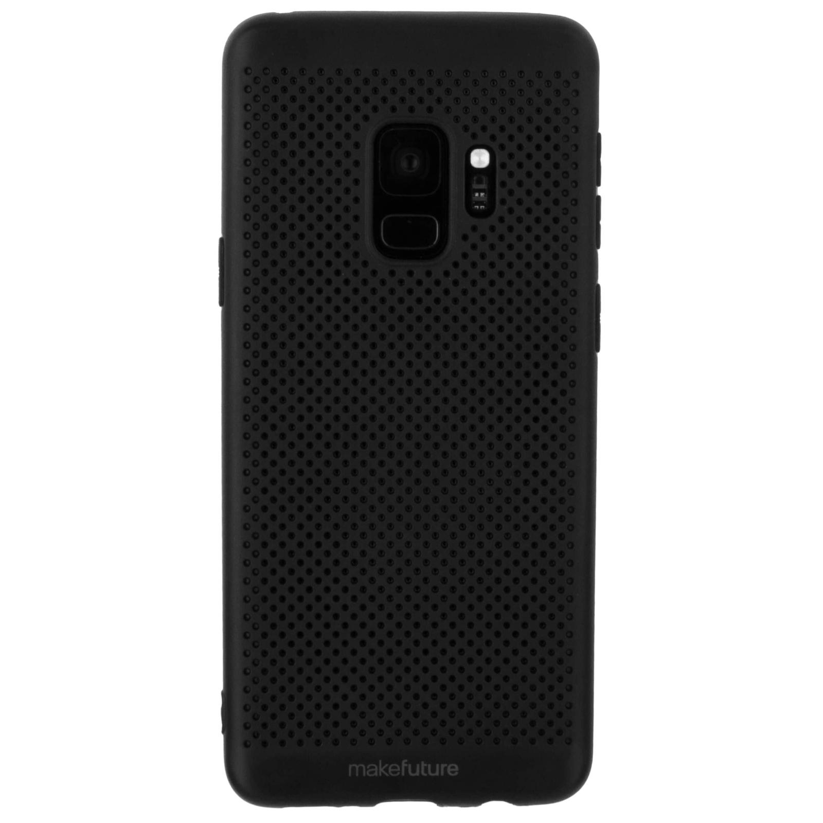 Чехол для моб. телефона MakeFuture Moon Case (TPU) для Samsung S9 Black (MCM-SS9BK)