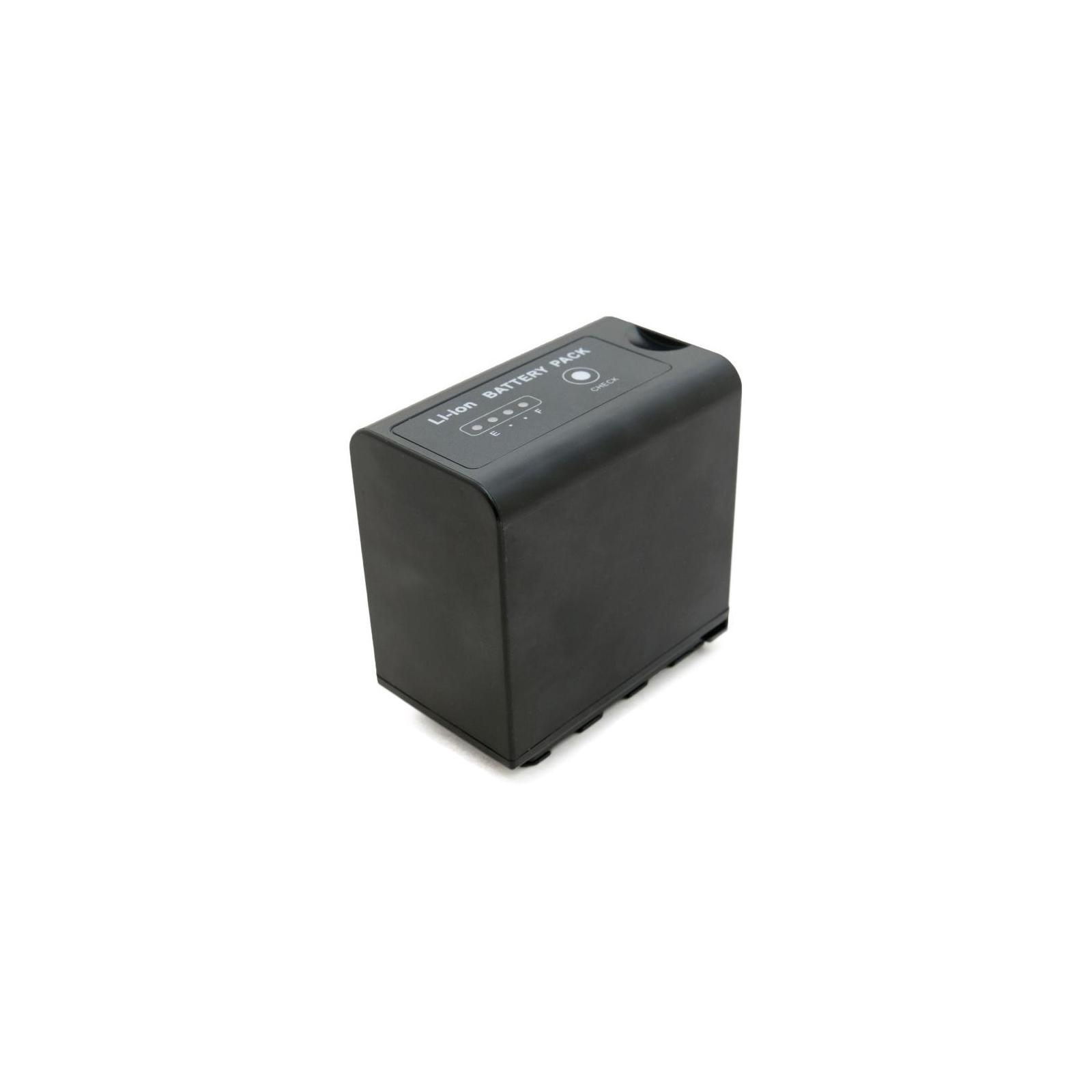 Аккумулятор к фото/видео EXTRADIGITAL Panasonic VW-VBD78, Li-ion, 7.4V, 7800mAh (BDP2694) изображение 5