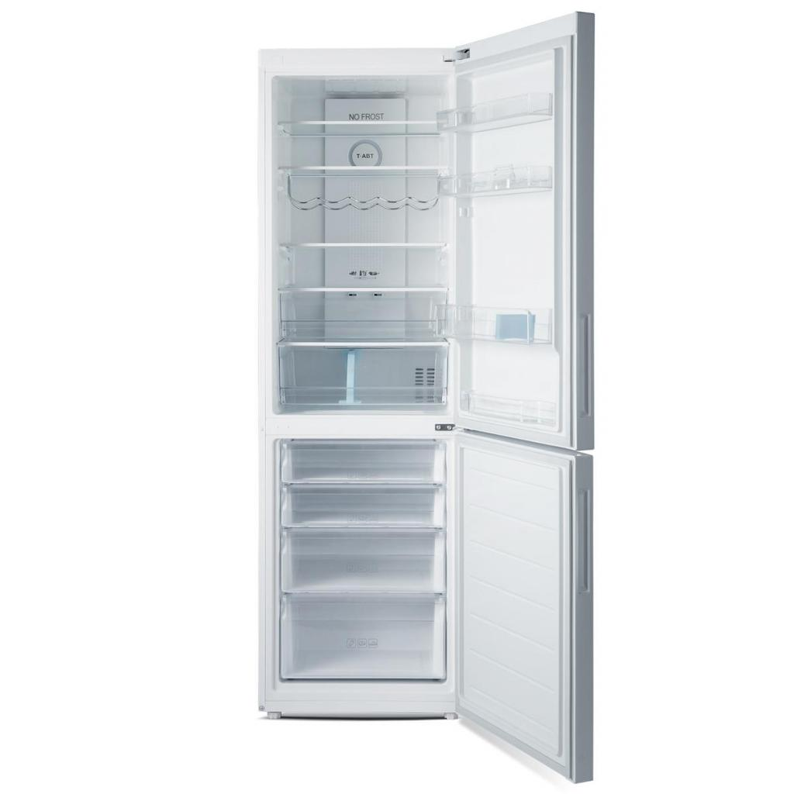 Холодильник Haier HA C2F636CWRG изображение 3