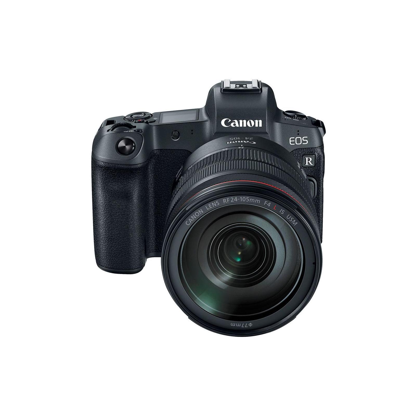 Цифровой фотоаппарат Canon EOS R RF 24-105L kit + адаптер EF-RF (3075C060) изображение 2