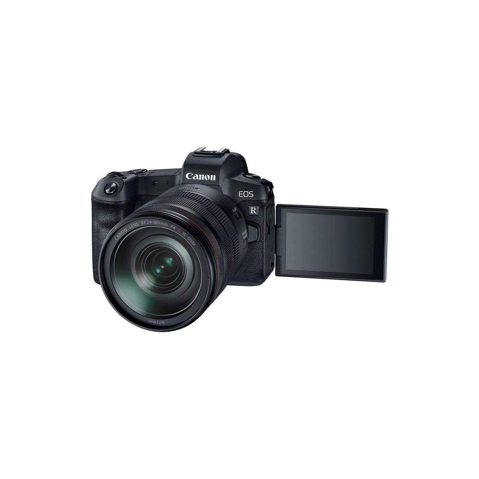 Цифровой фотоаппарат Canon EOS R RF 24-105L kit + адаптер EF-RF (3075C060) изображение 5