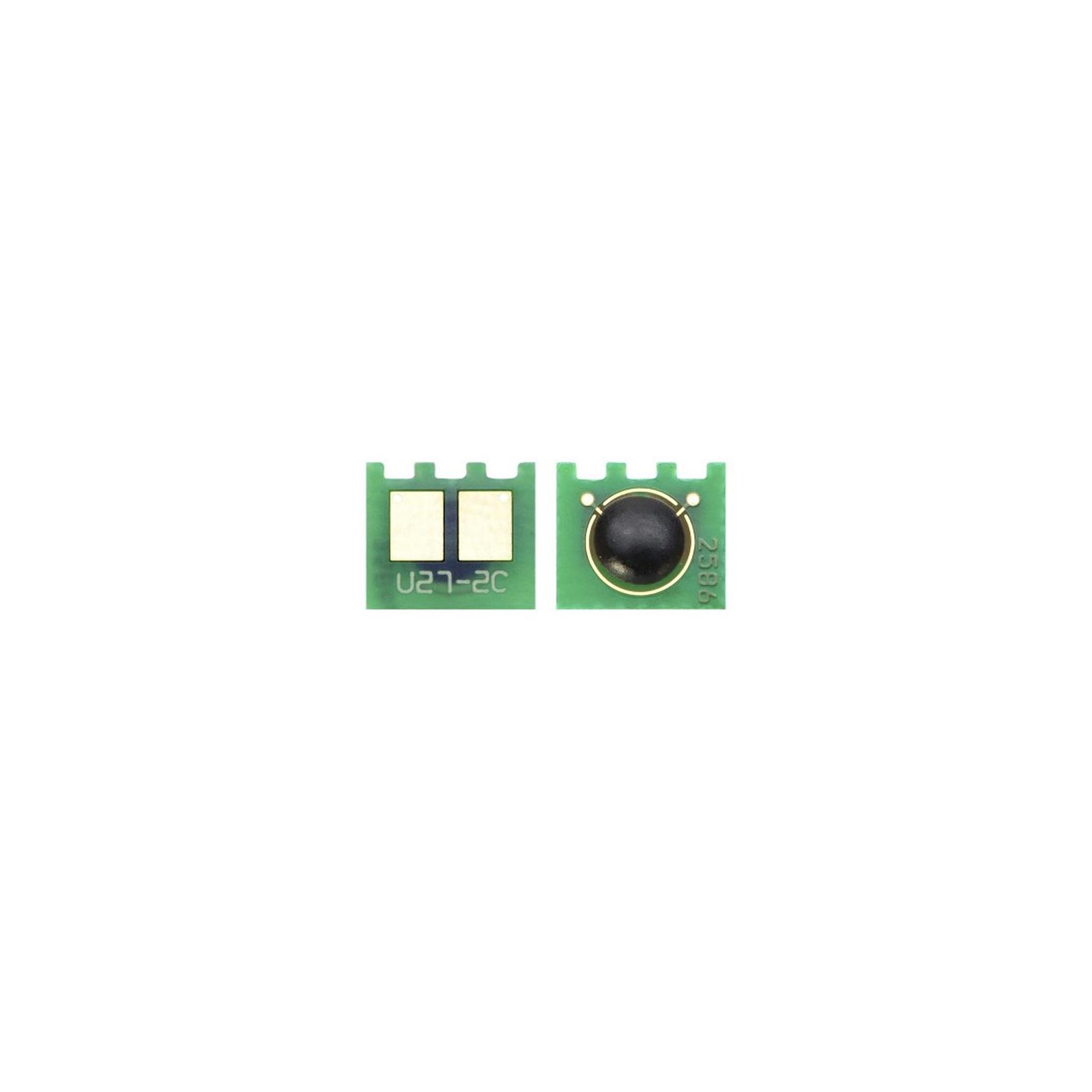 Чип для картриджа HP CLJ CP2025, Canon 716/718 cyan Static Control (U27-2CHIP-C)