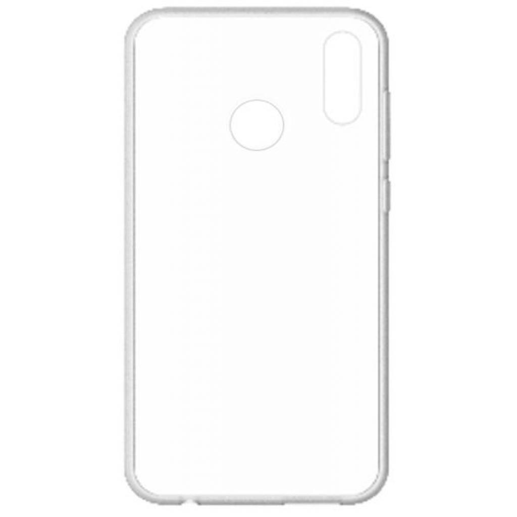 Чехол для моб. телефона Huawei Huawei P smart+ transparent TPU case (51992707)
