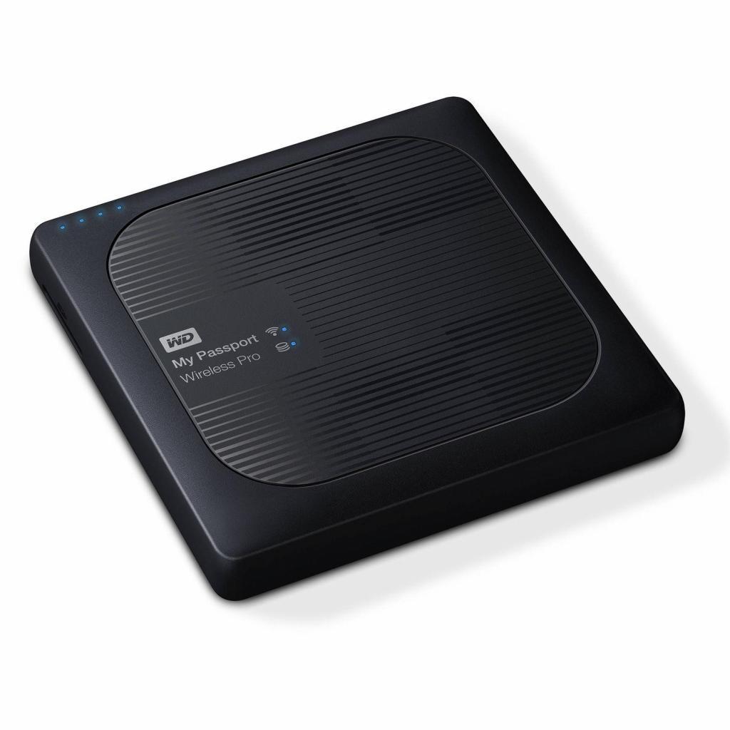 """Внешний жесткий диск 2.5"""" 4TB Western Digital (WDBSMT0040BBK-EESN) изображение 3"""