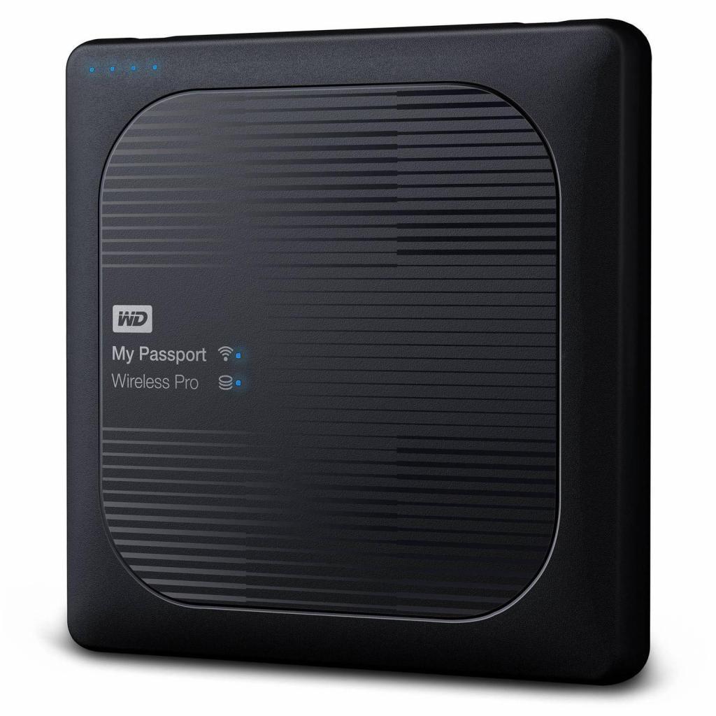 """Внешний жесткий диск 2.5"""" 4TB Western Digital (WDBSMT0040BBK-EESN)"""