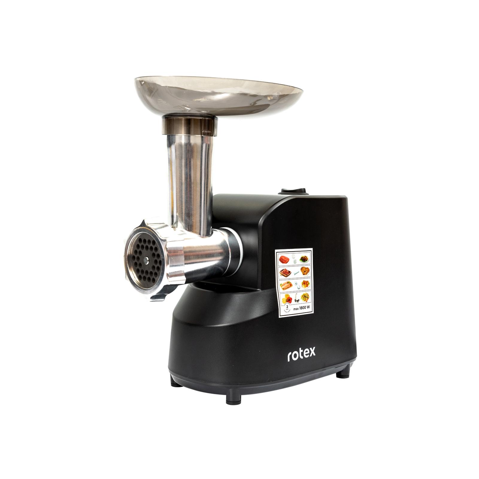 Мясорубка Rotex RMG180-B MultiFun изображение 2
