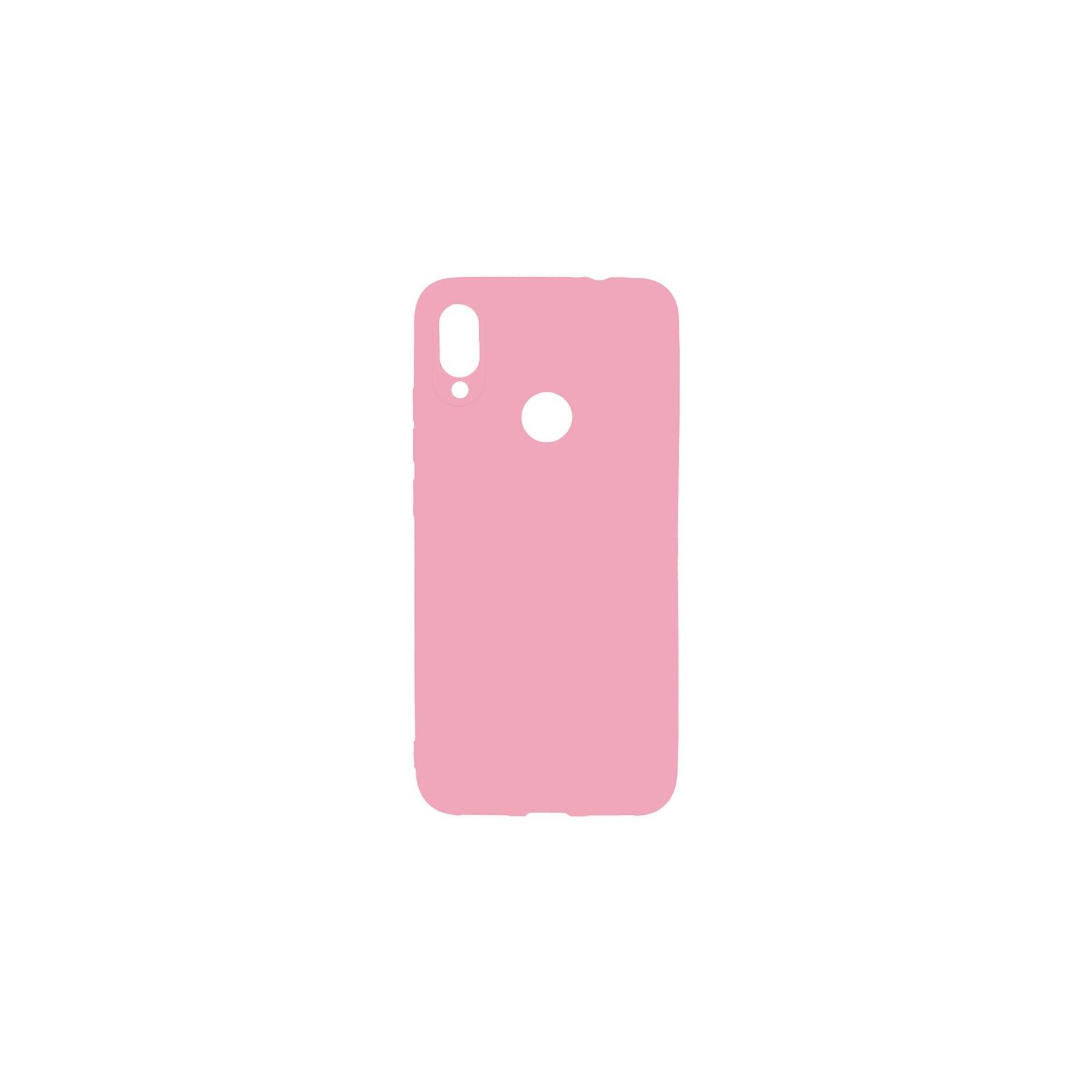 Чехол для моб. телефона Toto 1mm Matt TPU Case Xiaomi Redmi Note 7 Pink (F_94095)