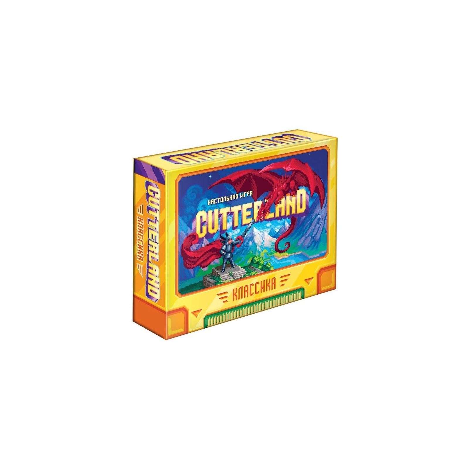 Настольная игра Hobby World Cutterland. Класика 10+ (915197)