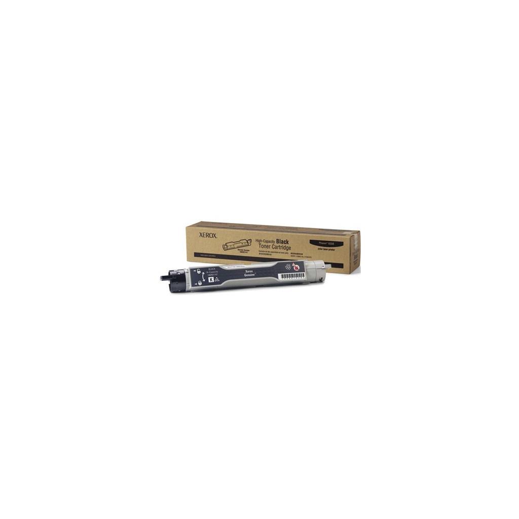 Тонер-картридж XEROX PH6350 Black (Max) (106R01147)