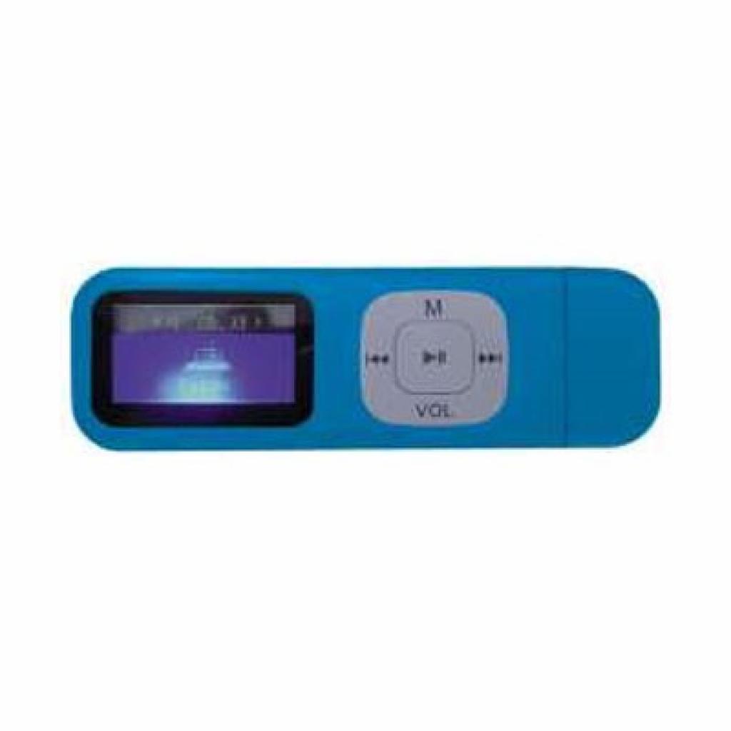 mp3 плеер Ergo Zen Basic 4GB Blue (A335-4Gb(Blue))