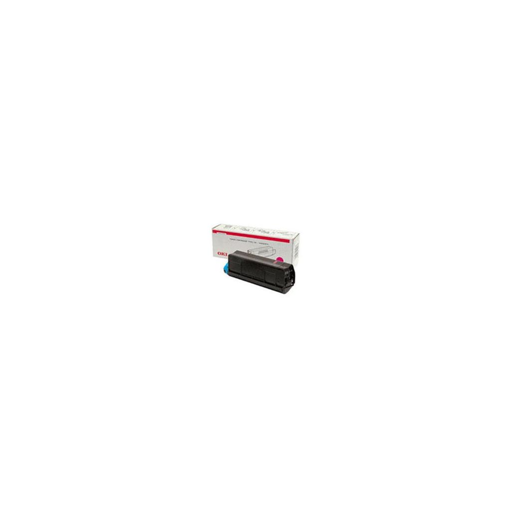 Тонер-картридж OKI C5250/5450/5510MFP/5540 Magenta (42127493)
