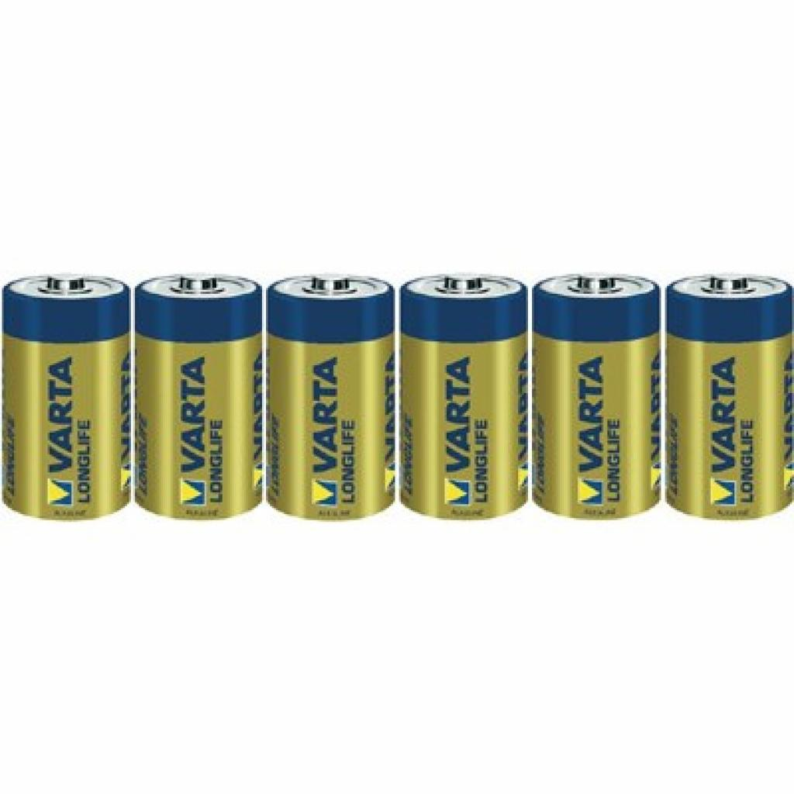 Батарейка Varta C Longlife Extra * 6 (4114101306)