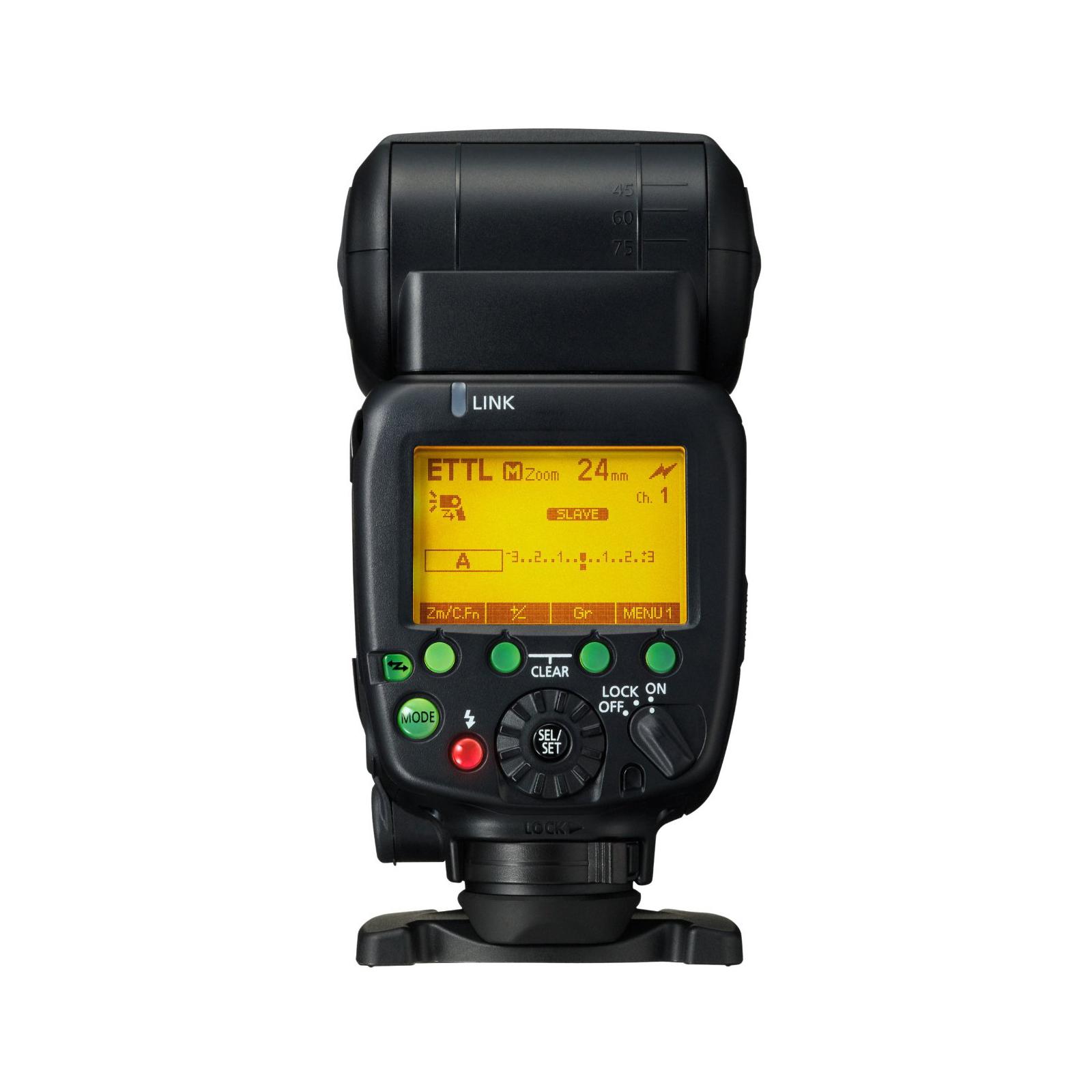 Вспышка Canon Speedlite 600EX (5739B003) изображение 2