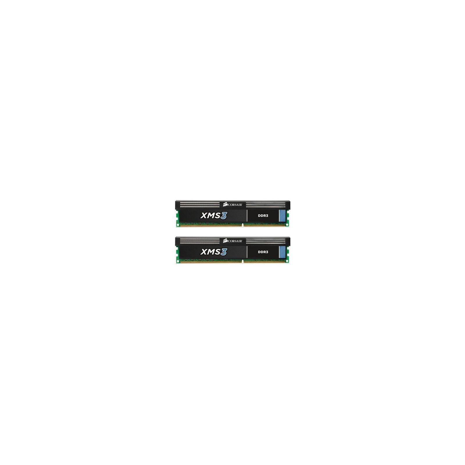 Модуль памяти для компьютера DDR3 4GB (2x2GB) 2000 MHz CORSAIR (CMX4GX3M2B2000C9)