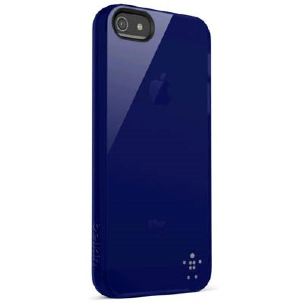 Чехол для моб. телефона Belkin iPhone 5/5s Grip Sheer Case (F8W093vfC02)