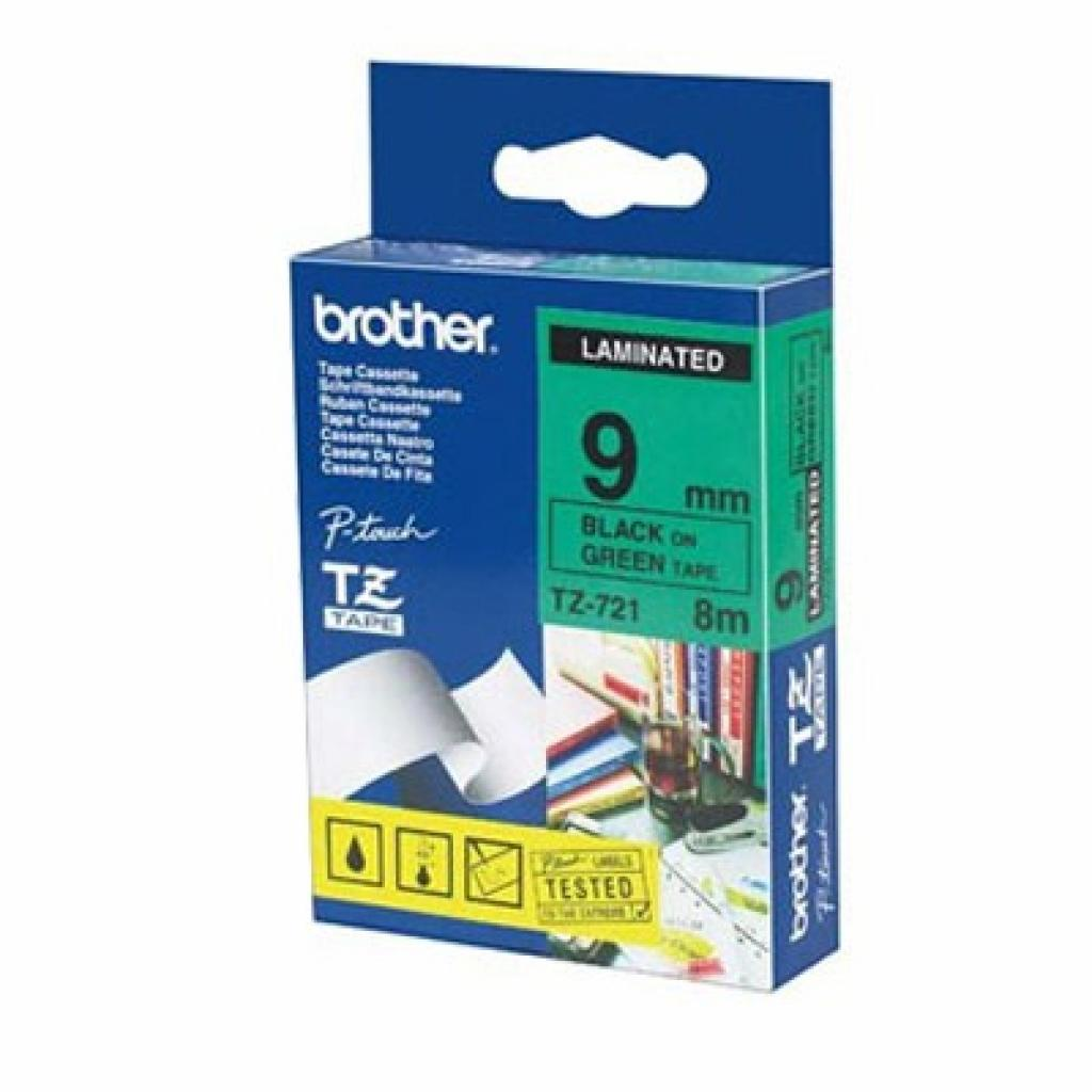 Лента для принтера этикеток Brother TZE721