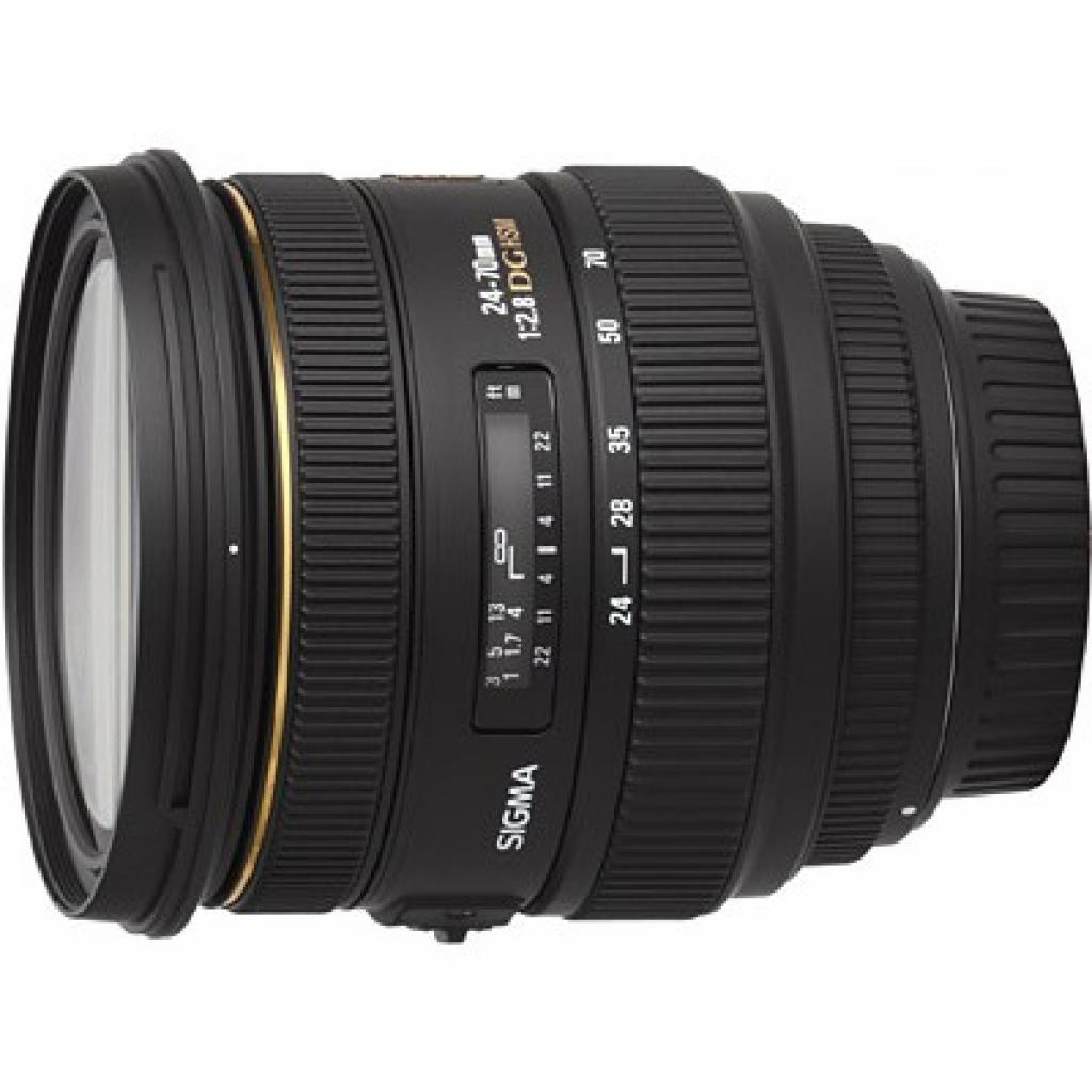 Объектив Sigma 24-70mm f/2.8 EX DG HSM for Canon (571954)