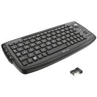 -#-Клавиатура Trust Compact Wireless Entertainment Keyboard (17919)