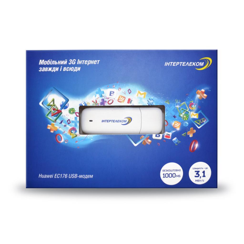 Набор для мобильного интернета Інтертелеком 3G Интернет изображение 2