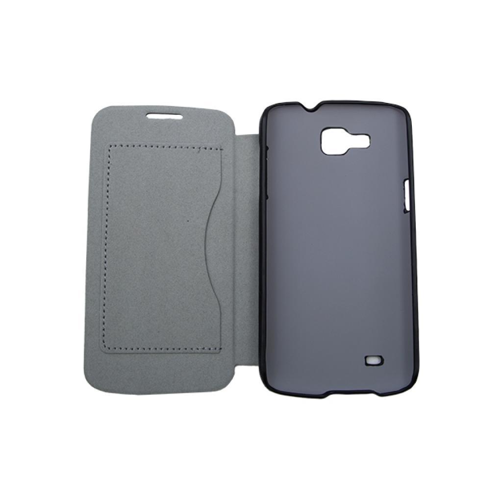 Чехол для моб. телефона Drobak для Samsung I9260 Galaxy Premier /Book Style/Black (215277) изображение 2