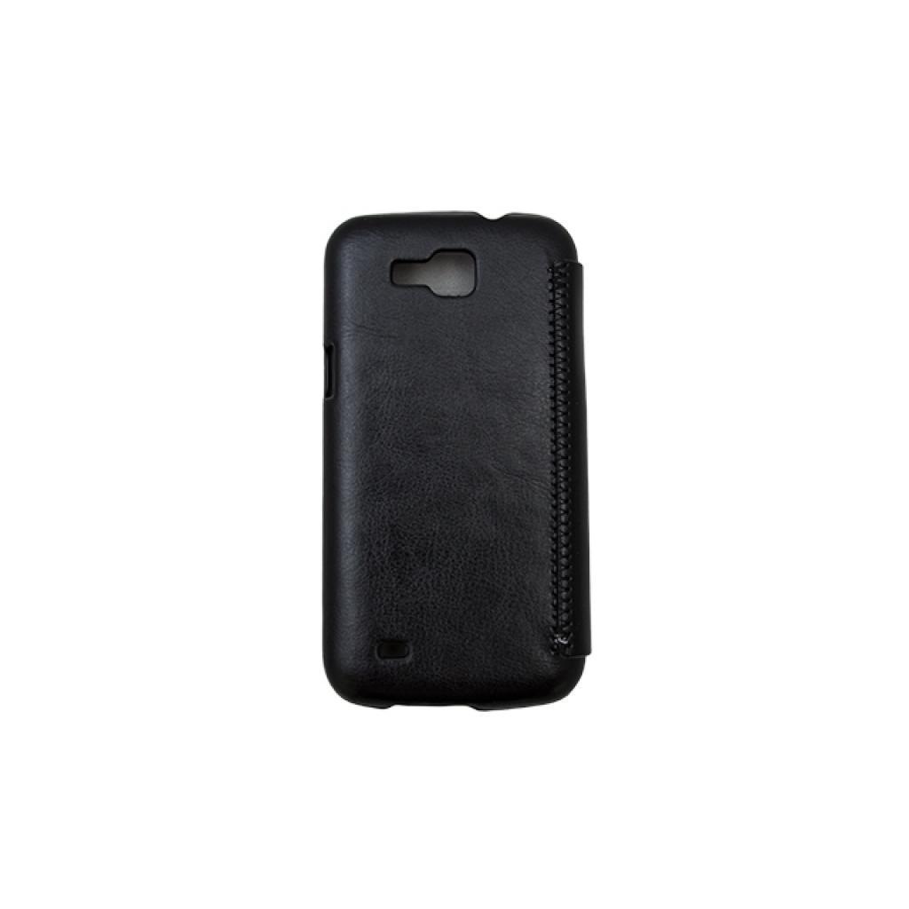 Чехол для моб. телефона Drobak для Samsung I9260 Galaxy Premier /Book Style/Black (215277) изображение 3