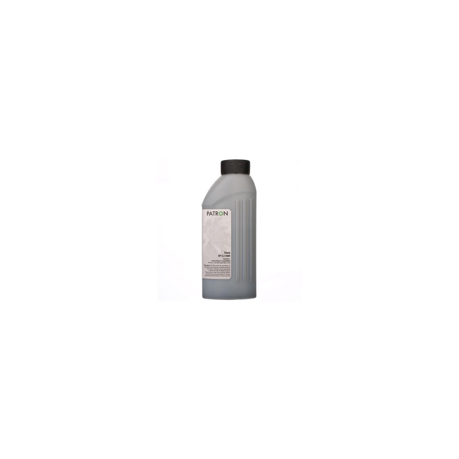 Тонер PATRON HP CLJ 3000 BLACK 230г (T-PN-HCLJ3000-B-230) изображение 2