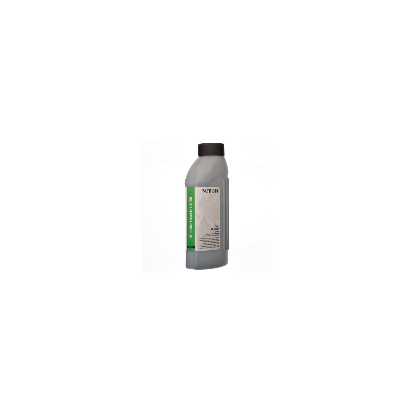 Тонер PATRON HP CLJ 3000 BLACK 230г (T-PN-HCLJ3000-B-230)