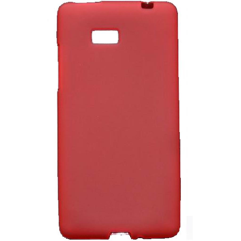 Чехол для моб. телефона Mobiking Nokia 501 Red/Silicon (24320)