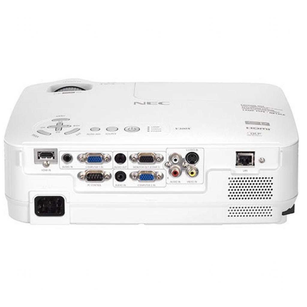 Проектор NEC V281W (60003635) изображение 2