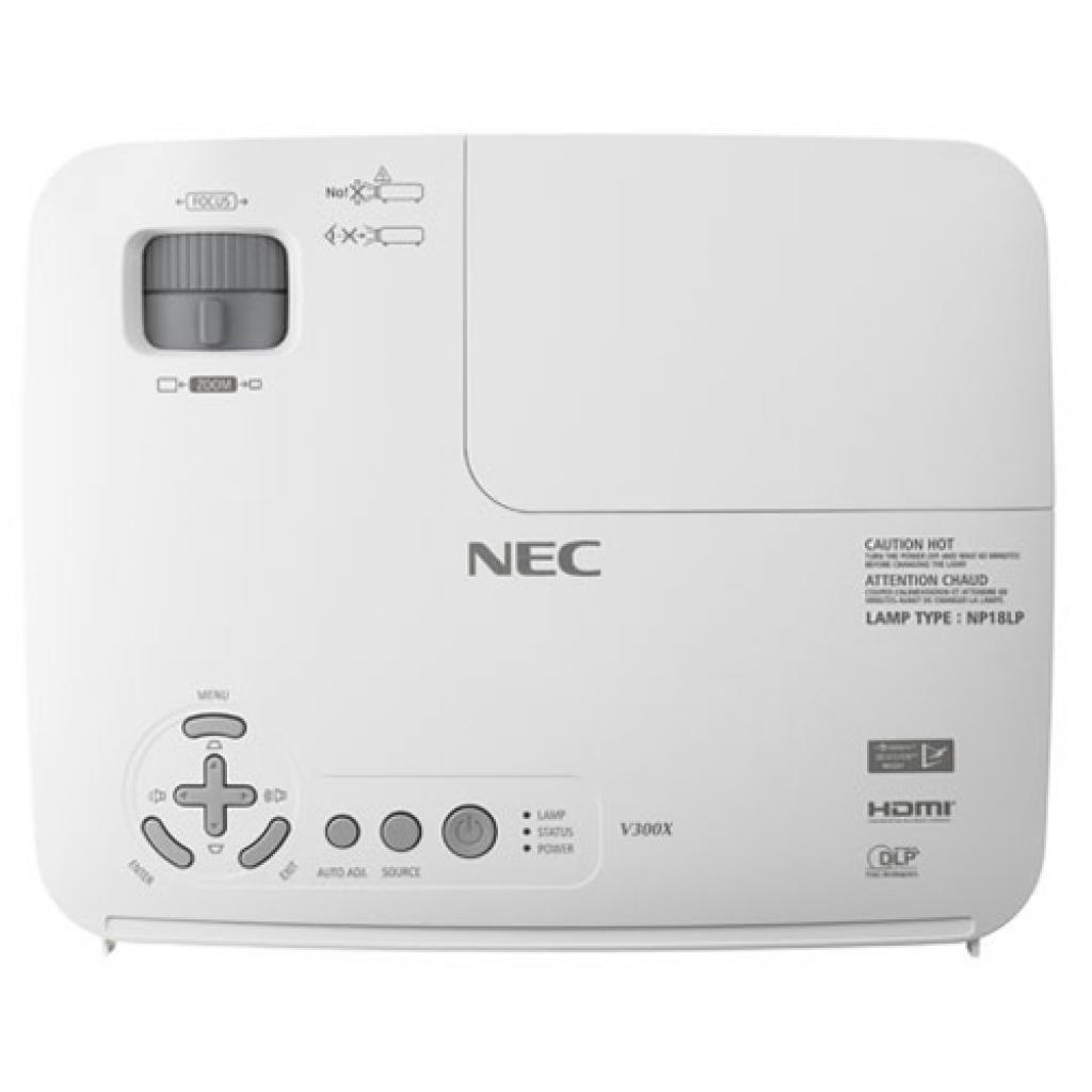 Проектор NEC V281W (60003635) изображение 3