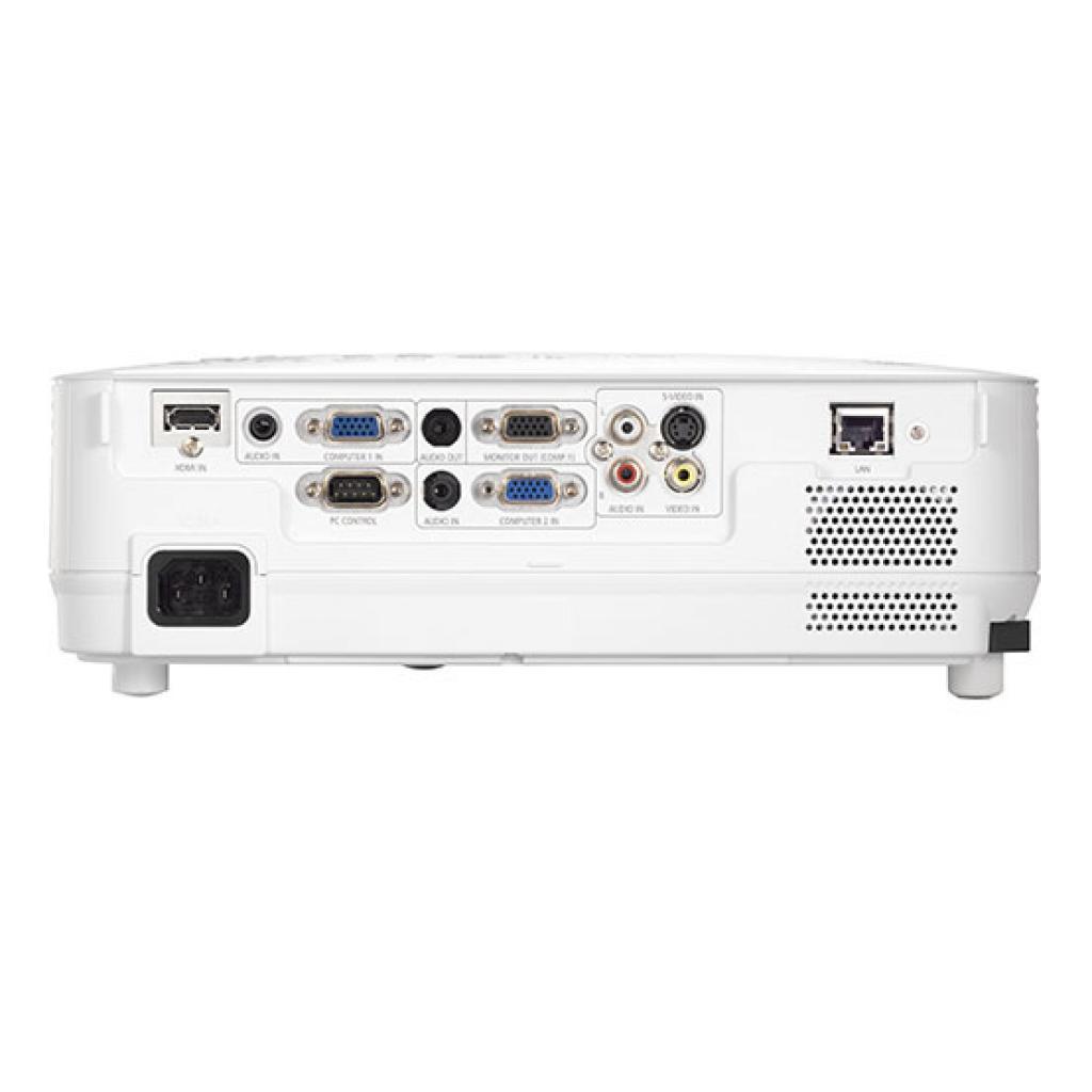 Проектор NEC V281W (60003635) изображение 4