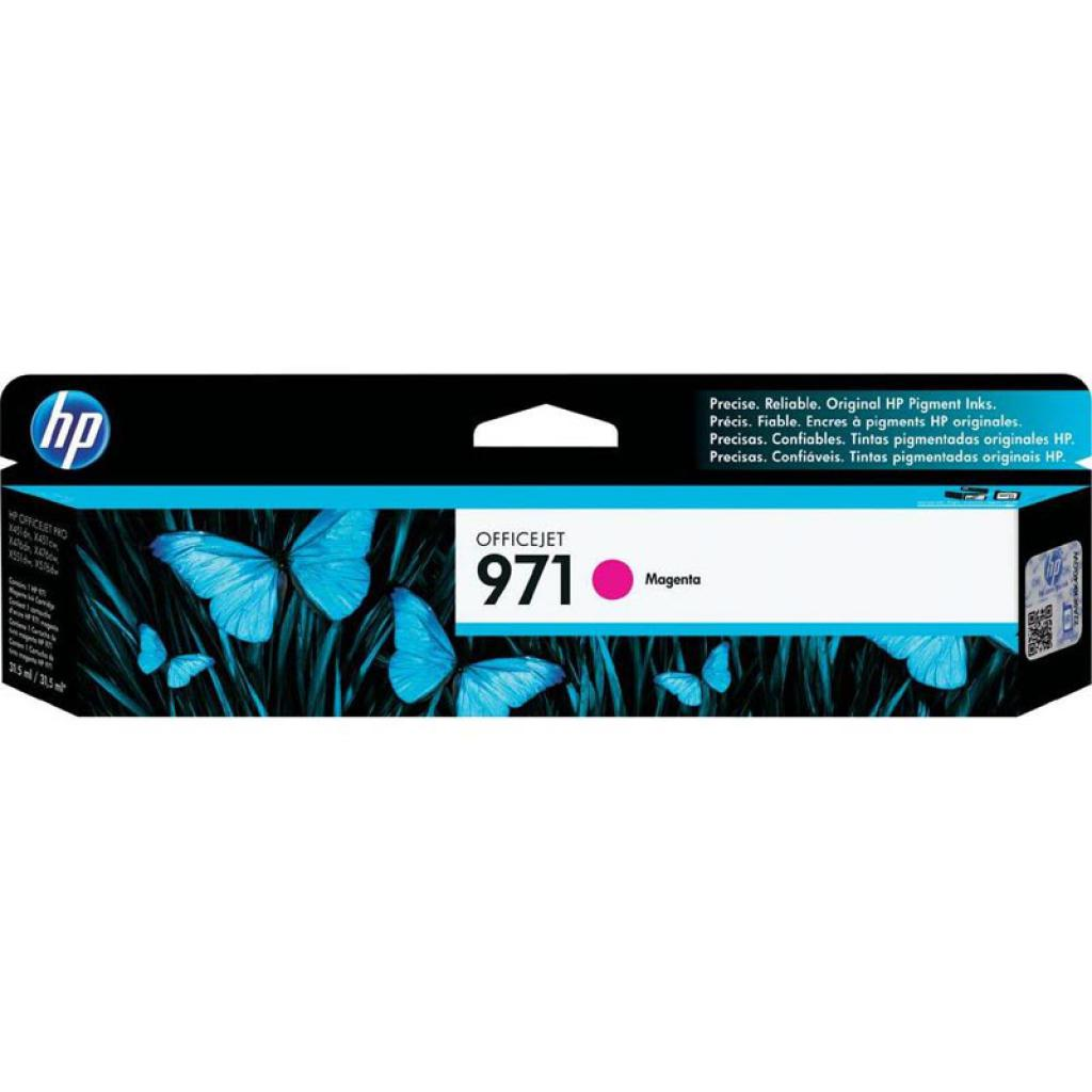 Картридж HP DJ No.971 OJ Pro X451dw Magenta (CN623AE)