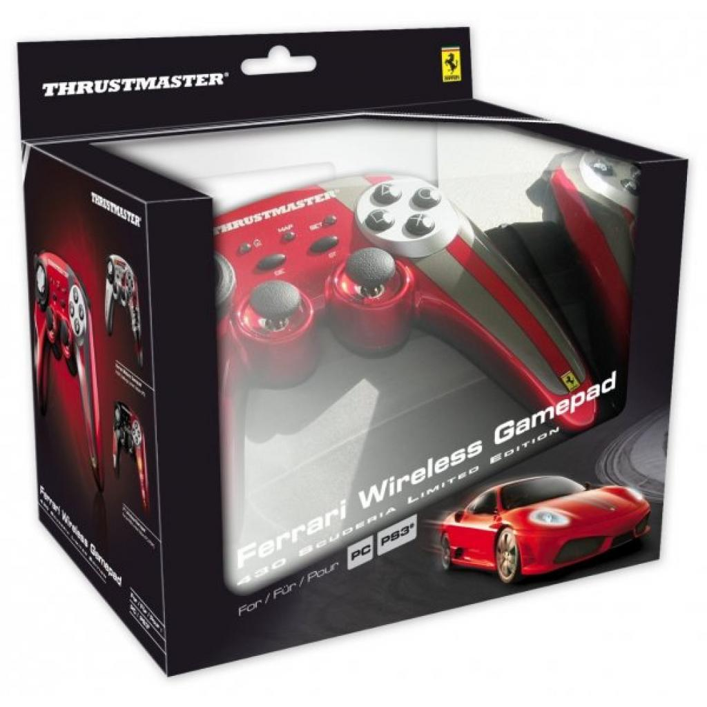 Геймпад ThrustMaster Ferrari 430 Scuderia LE WL (2960713) изображение 2