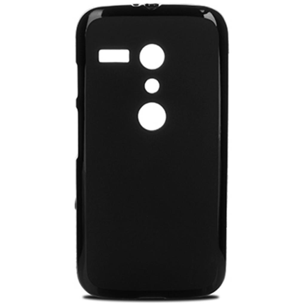 Чехол для моб. телефона для Motorola Moto G (Black) Elastic PU Drobak (216502)