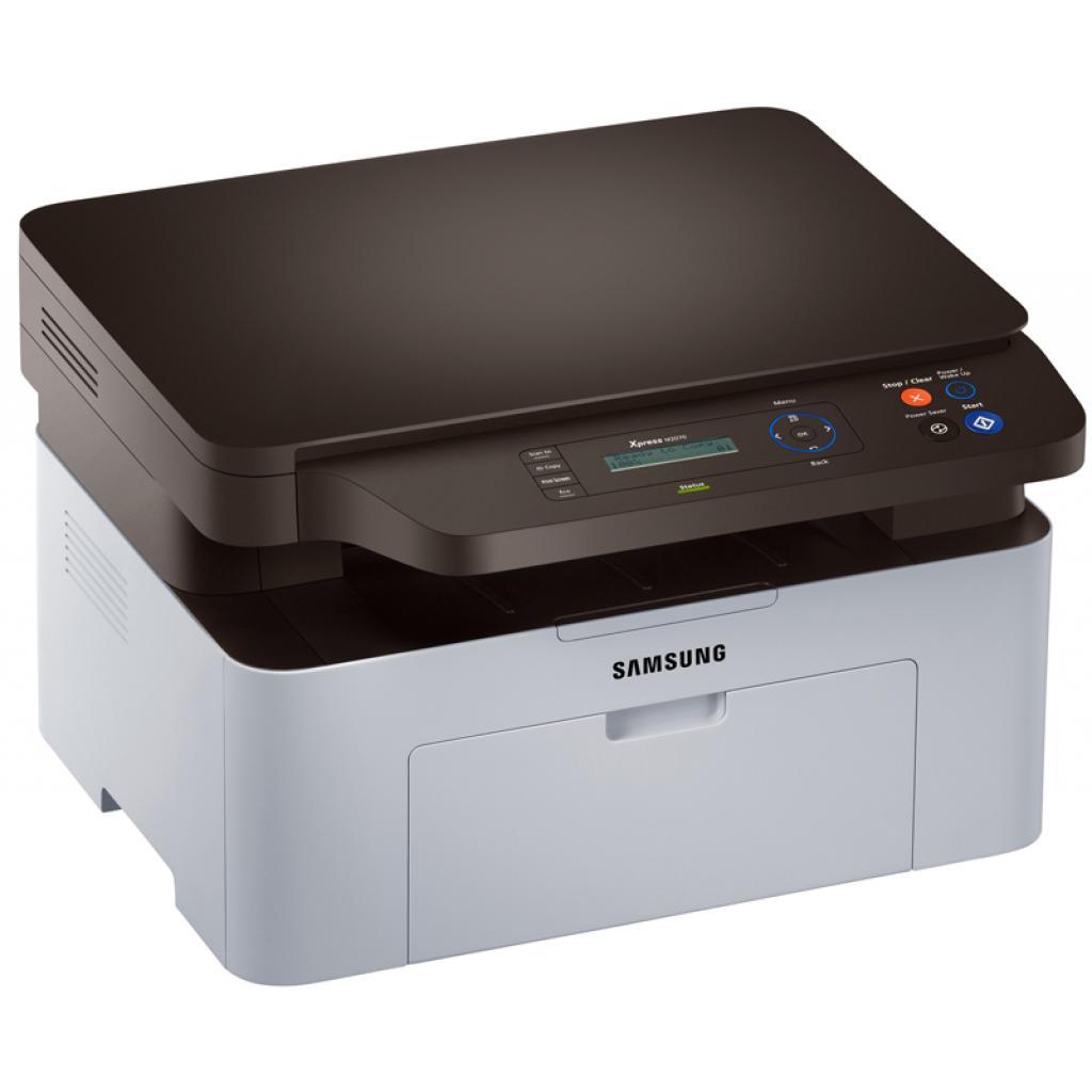 Многофункциональное устройство Samsung SL-M2070 (SL-M2070/XEV) изображение 4