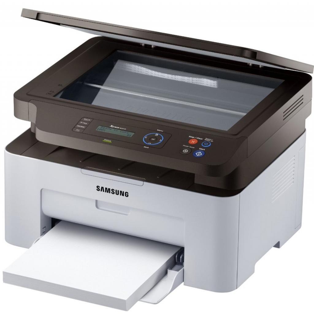 Многофункциональное устройство Samsung SL-M2070 (SL-M2070/XEV) изображение 6